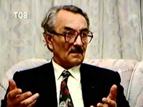 ERCÜMEND ÖZKAN; KUR'AN NEDİR KONULU RÖPORTAJ TOS TV HOLLANDA 10  06 1992
