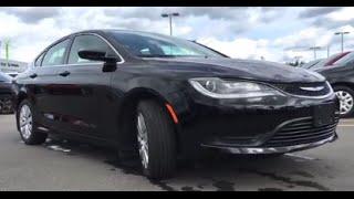 Northland Dodge | Brand New 2016 Chrysler 200 LX 2.4L Tigershark 4 door sedan FOR SALE