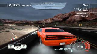 Need for Speed Hot Pursuit ~ Racer Gameplay ~ Shock and Awe