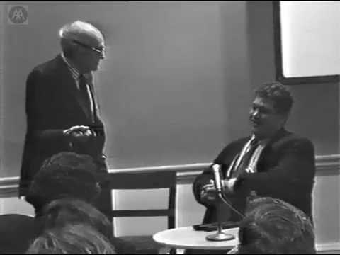 Philip Johnson - In conversation with Jeff Kipnis