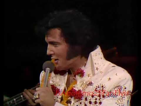 Elvis Presley - Early Mornin' Rain, 1973 (Aloha From Hawaii)