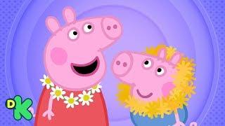 Piquinique em família | Peppa Pig | Discovery Kids Brasil