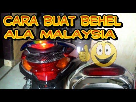 Tutorial cara membuat behel beat ala malaysia
