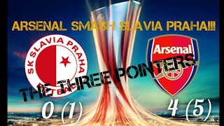 Slavia Prague vs Arsenal Live Watch Along! feat. DB, COL and T @ HALF-TIME + EXtra SPECIAL GUEST!!!