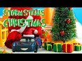 Jackson Storm Steals Christmas Holliday ANIMATION Special Disney Cars McQueen Cozy Cone Motel