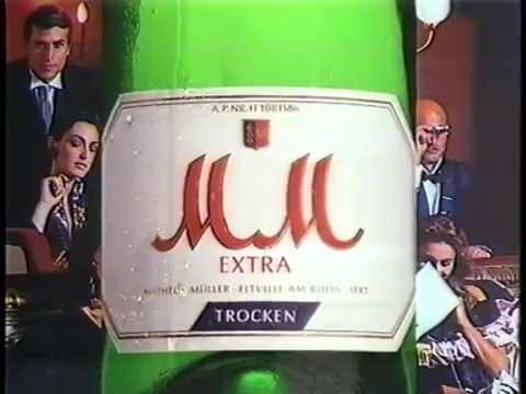 MM Sekt Werbung 1986 - Video - ViLOOK