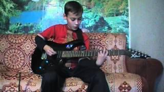 Nirvana-Adout a gir видео урок(как играть) на гитаре часть 1
