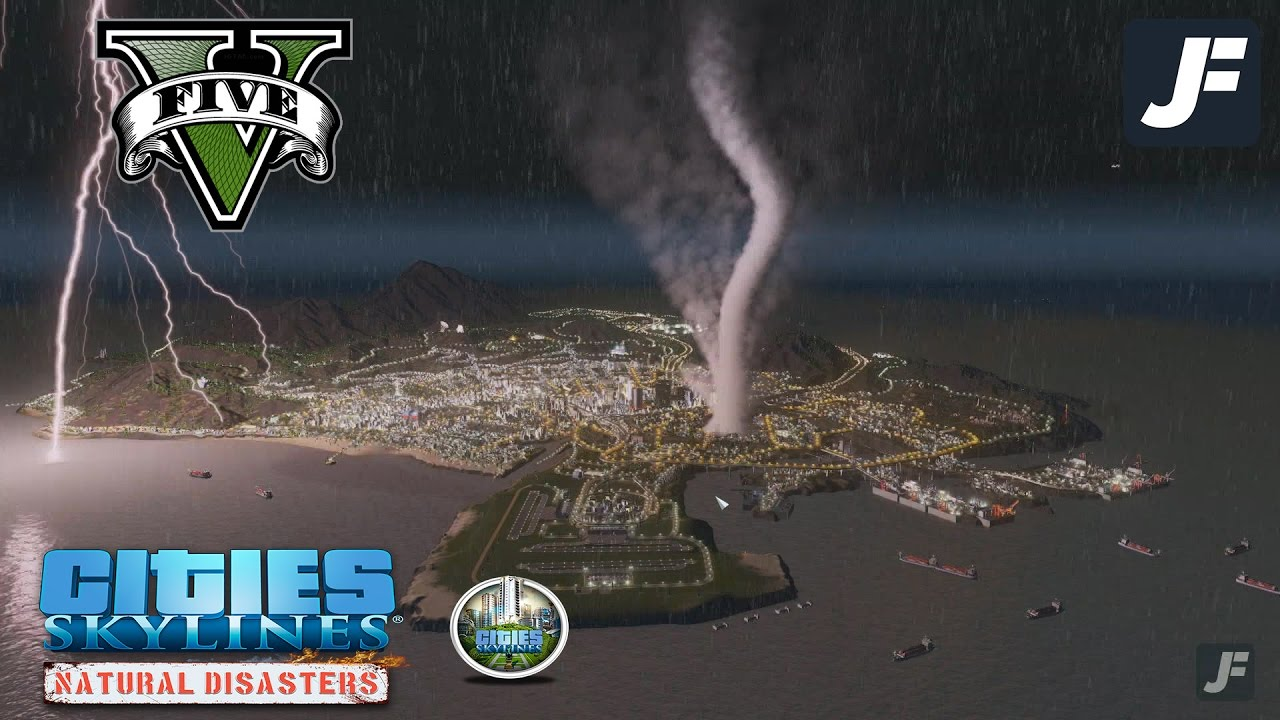 Cities Skyline Natural Disasters Free