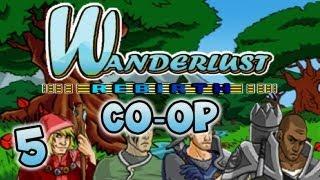 Wanderlust: Co-Op w/ Gassy, Chilled, Utorak, & Diction #5