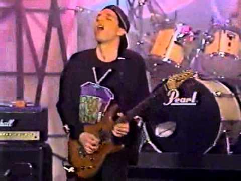 "Joe Satriani on the Tonight Show - ""Friends & Satch Boogie"""