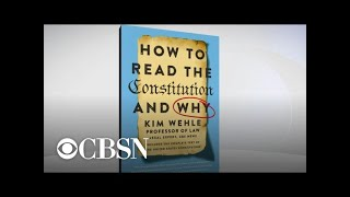 New book discusses importance of Constitution in today's political climate