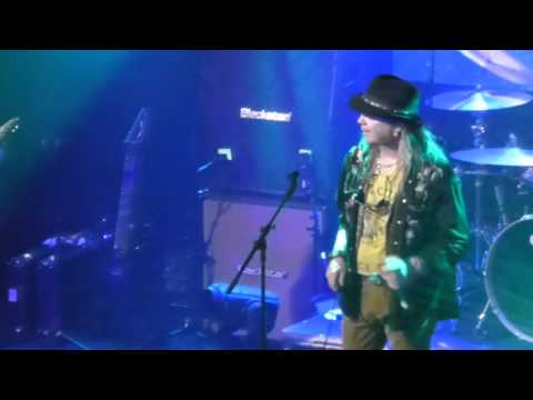 Giuffria - Nottingham, Rock City - 25 October 2015