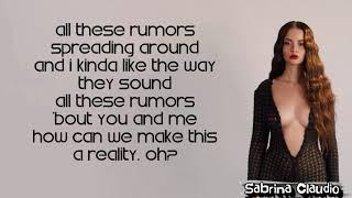 Rumors Sabrina Claudio ft ZAYN