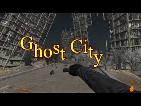 Ghost City Trailer