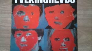 Talking Heads REMAIN IN LIGHT vinyl face B