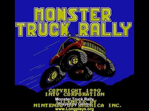 NES Longplay [722] Monster Truck Rally