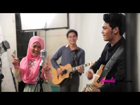 Behind The Scene: Fatin Feat. the Overtunes