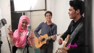 "Video Behind The Scene: Fatin Feat. the Overtunes ""Kaulah Kamuku"" download MP3, 3GP, MP4, WEBM, AVI, FLV September 2017"