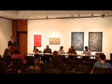 Forced Migration, Violence, and Poverty in a Global Society: A Panel Discussion