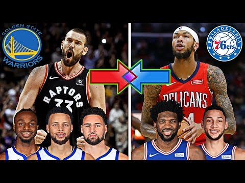 Reacting To One Major Free Agent Target For Every NBA Team