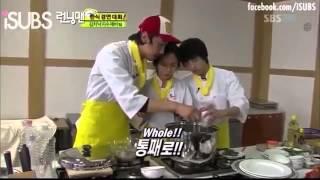 Jihyo,Joongki Vs Kwangsoo