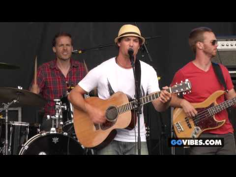 """Barefoot Truth performs """"Playing with Fire"""" at Gathering of the Vibes Music Festival 2014"""