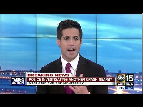Person killed after car accident 43rd/Montebello avenues