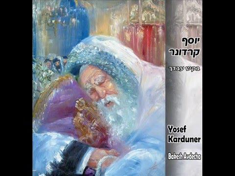 יוסף קרדונר - מילי דשטותא