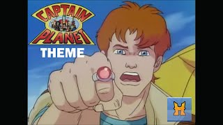 Captain Planet Theme - Unexpected Cena