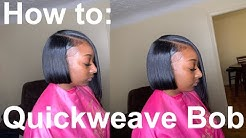 *MUST WATCH* How To SLAY A Bob Quickweave