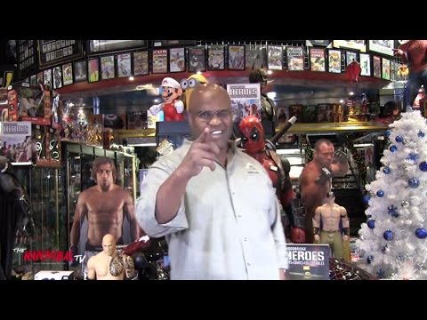 Gary Goodridge Full Shoot Interview 2016