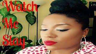 Watch Me Slay | Everyday Makeup Routine | GRWM