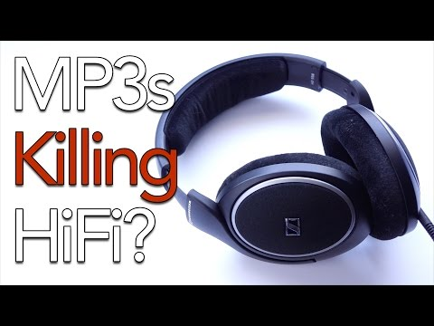 Are MP3s Killing HiFi? | This Does Not Commute Podcast #16