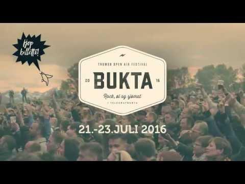 Buktafestivalen 21.-23.juli 2016