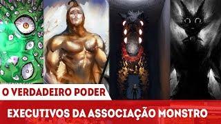 AS VERDADEIRAS FORMAS E PODERES EXPLICADOS DE TODOS DOS EXECUTIVOS NÍVEL DRAGÃO - ONE PUNCH MAN
