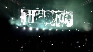 Tiesto @ Cacao Beach 2011 (Adrian Lux Feat. Rebecca & Fiona - Boy (Hardwell Remix))