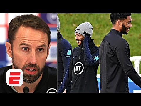 Gareth Southgate defends decision to drop Raheem Sterling for England vs. Montenegro | Euro 2020