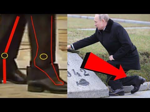 Где у него пятка? Обувь Путина на фото под Петербургом вызвала много вопросов