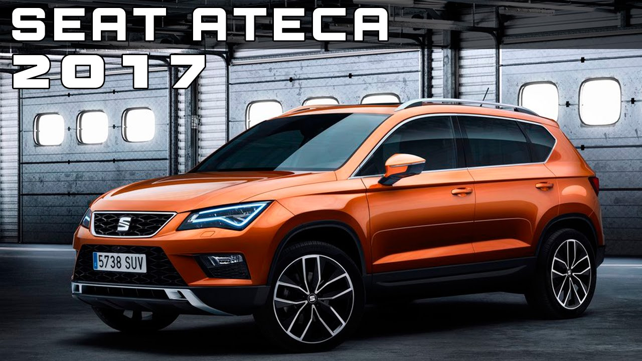2017 seat ateca review rendered price specs release date. Black Bedroom Furniture Sets. Home Design Ideas