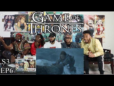 Game Of Thrones Season 3 Episode 6 Reaction/Review