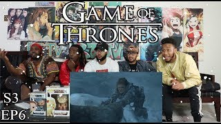 Game of Thrones Season 3 Episode 6 Reaction/Review