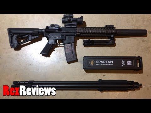 Javelin Bipod Spartan 300 ~ Rex Reviews