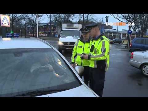 Mit Blaulicht über die A100 - Die Berliner Autobahnpolizei (Dossier 24) - Teil 2