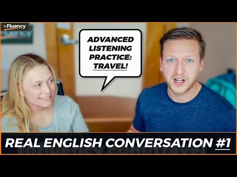 A Conversation in English About Travel (with Subtitles) | Learn Real English 🇬🇧 🇺🇸
