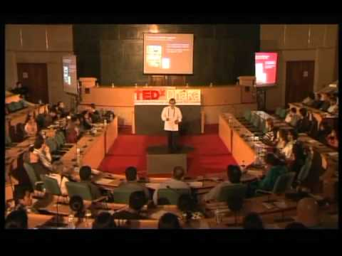 Innovating Healthcare Technology for the deprived 80%: Dr. K. Siddique-e Rabbani at TEDxDhaka
