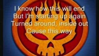 The offspring - Takes me nowhere (lyrics)