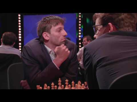 2017 Paris Grand Chess Tour: Day 1