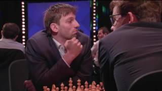 2017 Paris Grand Chess Tour: Day 1