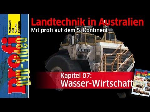 Australien 07/10 Wasser-Wirtschaft