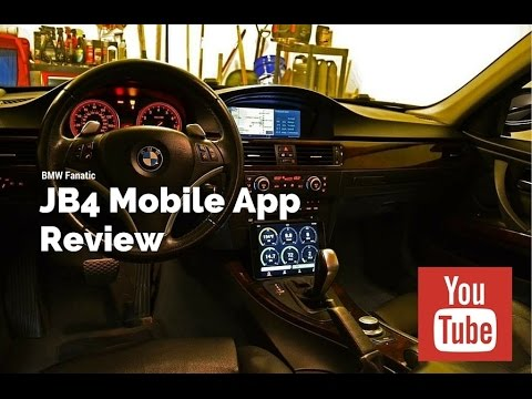 JB4 BMW Mobile App & Bluetooth Connect Kit iOS Full Product Review